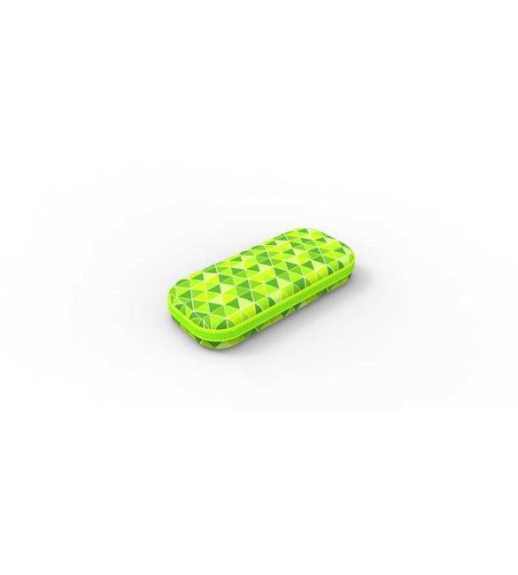 Пенал COLORZ BOX, цвет GREEN (зеленый)