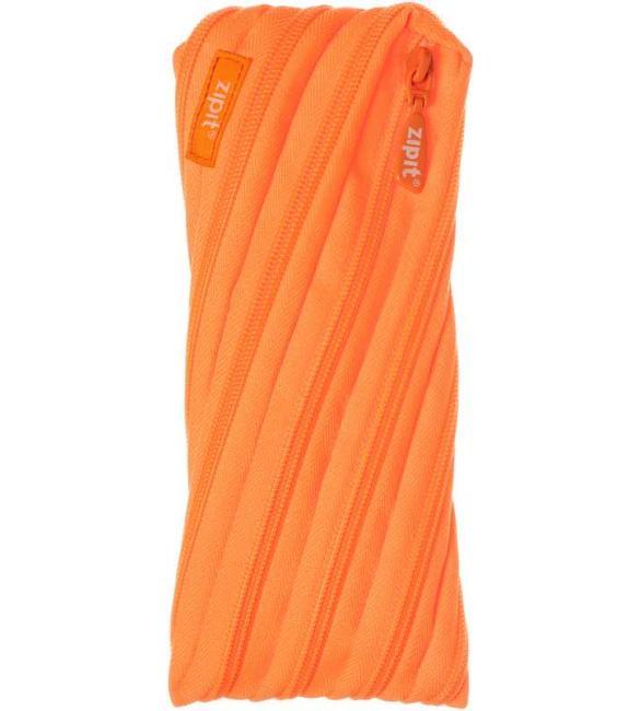 Пенал NEON, цвет CRAZY ORANGE (оранжевый)