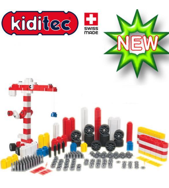 Конструктор Kiditec KiGa L-system-263
