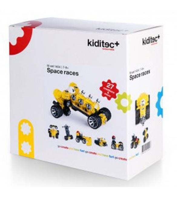Конструктор Kiditec Space races