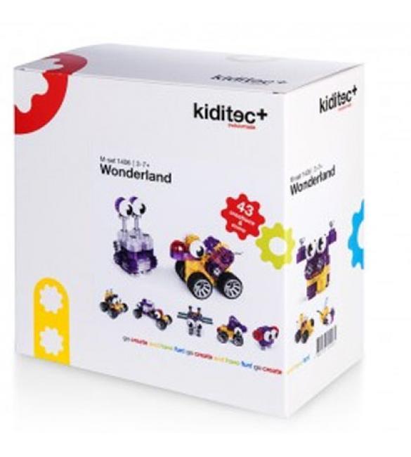 Конструктор Kiditec Wonderland