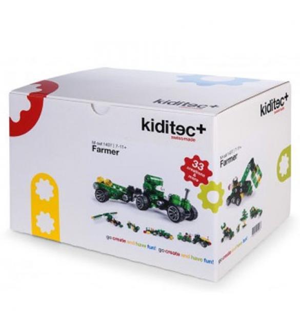 Конструктор Kiditec Farmer