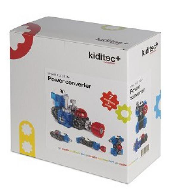 Конструктор Kiditec Power Convererter