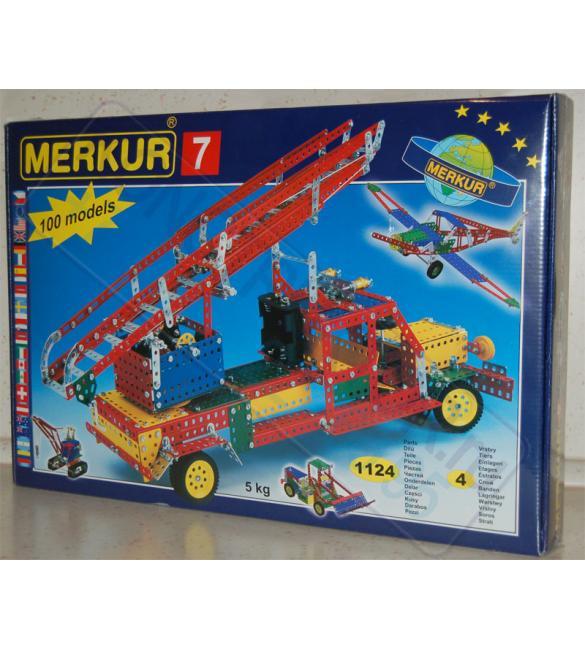 Конструктор металлический Меркур М7